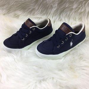 d1d86330652 Toddler Boys Polo shoes size 12